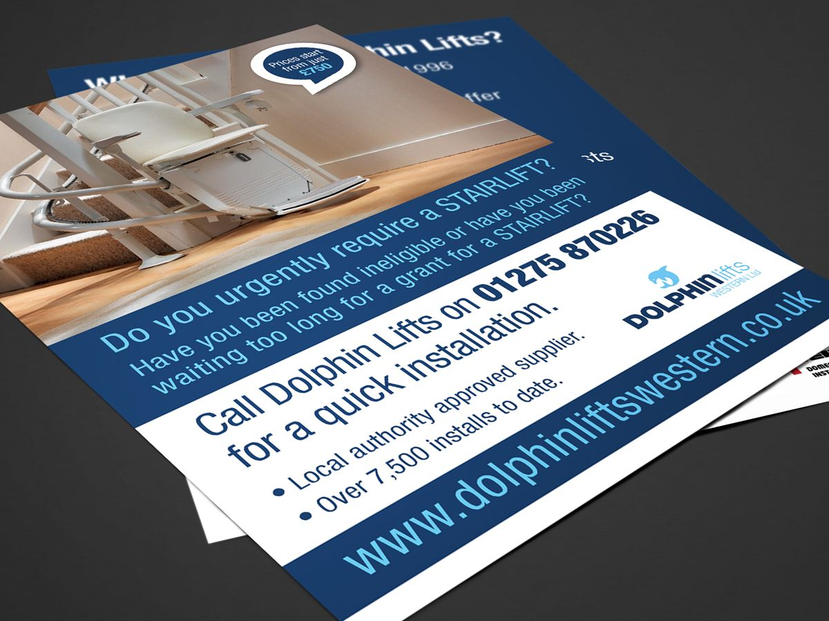 Flyers, Leaflets and Postcard design